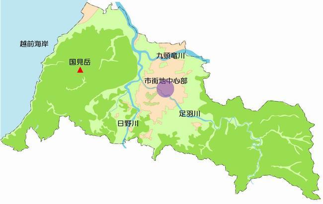 福井市の自然について | 福井市ホームページ