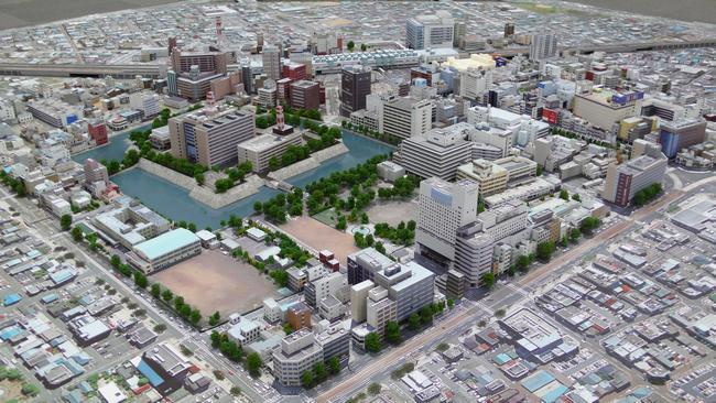 福井市中心市街地都市模型展のご案内 | 福井市ホームページ